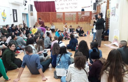 Chanukah Party With Shema Jerusalem