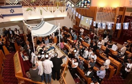 60 Deaf Bar/Bat Mitzvot in Yerushalayim!