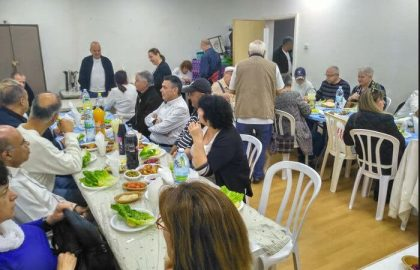 Model Seder in Bat Yam